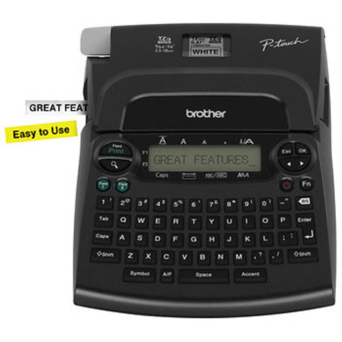 Brother PT-1890W Deluxe Label Maker (PT-1890W )