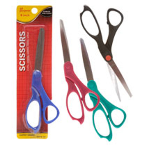 "All-Purpose Scissors, 8"" Buy the Dozen Deal (119833)"