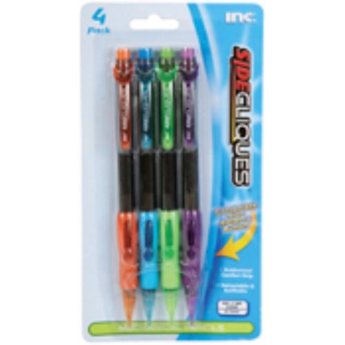 jot #2 Sidecliques Mechanical Pencils, 4-ct. Packs Dozen Deal (976432)