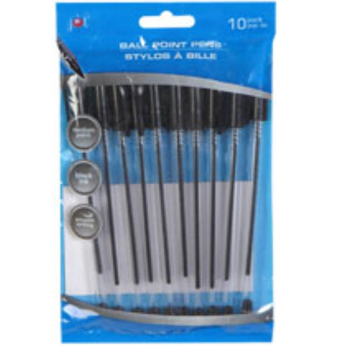 Jot Ballpoint Pens 10-ct. Packs Buy the Dozen Deal (172637)