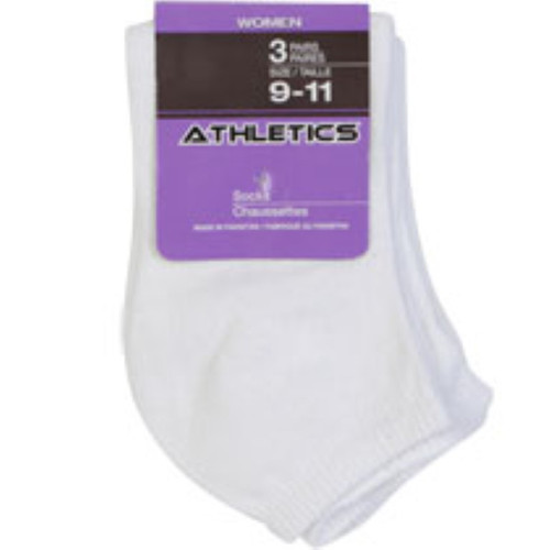 Ladies Athletic Socks Buy the Dozen Deal !! (252601)