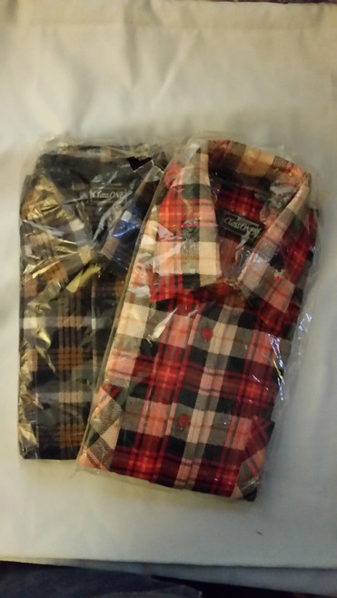 Class One Mens Flannel Shirts (l2)