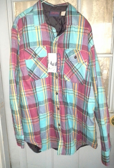 Dakota-Flannel-Linned-Jacket