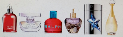Fragrances at Savings to 50% off and More