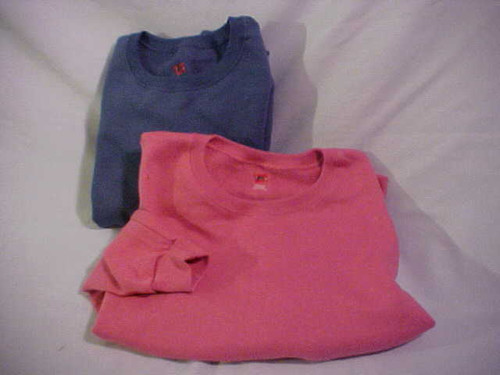 Hanes Ladies Sweat Shirts set of 2