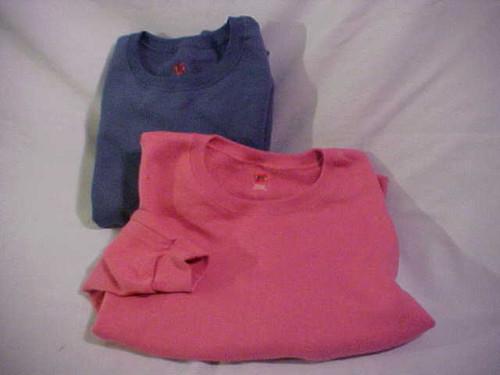 Hanes Ladies Sweat Shirts set of 2