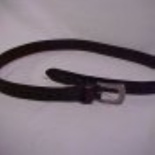 Men's Dress Cowhide Leather Belt (36b)