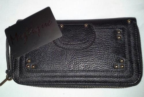 Miztrgne Black Ladies Wallet (mblw )