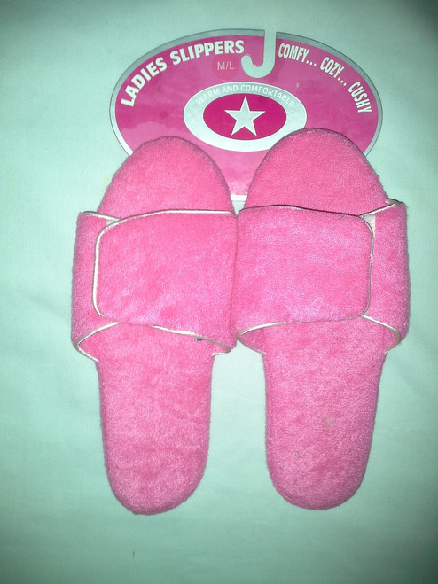Paris Ladies Comfy Cozy Cushy Slipper (p89)