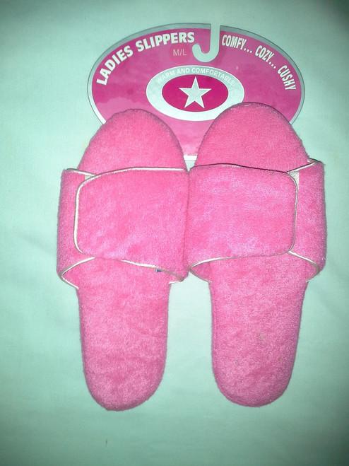 Paris Ladies Comfy Cozy Cushy Slipper (p89)