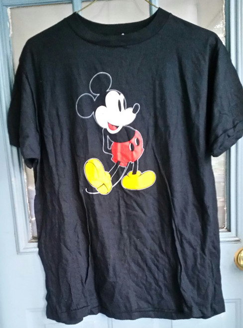 Mickey Mouse Adult T Shirt