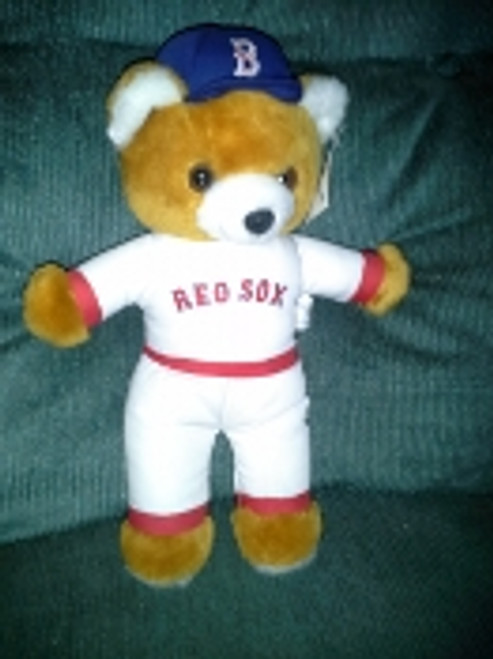 "Collectible Red Sox 12"" Bear Official Genuine Merchandise (046402730169 )"