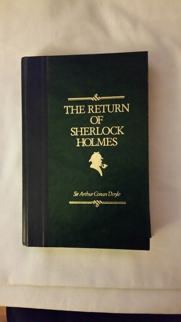 The Return of Sherlock Holmes Arthur Conan Doyle Worlds Best Reading series (100895774011)
