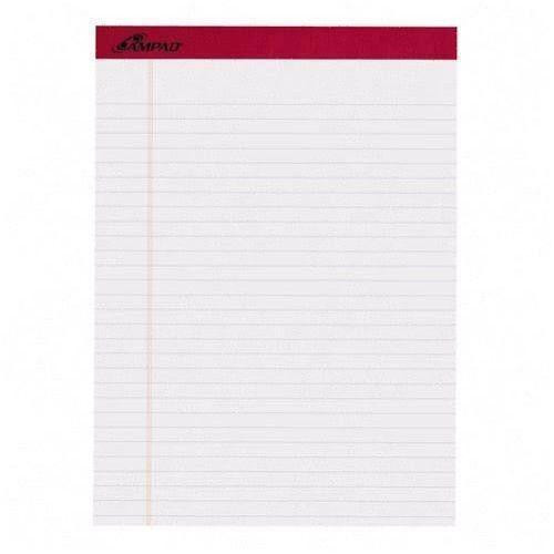 Ampad Basic Perforated Writing Pads (074319203605)
