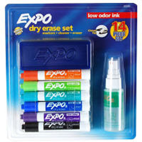 Expo Dry Erase Marker Set - 14 Pack (80989)