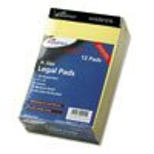 Perforated Pad Junior Canary 24pk Writing (58)