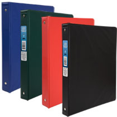 """Three-Ring Binders, 1"""" Buy 6 Quanity Discount"""" (176289 dt"""