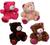 Plush Love Bugs, 6 in. (212989 p) Valentine Plush  Mix n' Match any 6