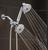 Oxygenics Drench 48-Spray Combination Shower Head - Chrome (76388)