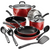 Tramontina 12-Pc. Porcelain Enamel Cookware Set (80106/041 )
