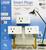 Feit Electric Wifi Smart Plug 3 Pack Works With Alexa, Siri & Google Home (017801722161)