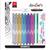 Zebra Doodlerz Metallic Gel Pens, 16 pk. - Assorted Colors (90120)