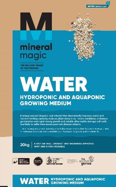 Mineral Magic Hydro & Aquaponics medium 10kg