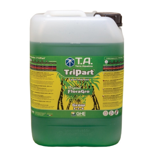 T.A. TriPart 10L Grow