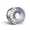 3sdm 0.04 18x9.5 40MM 5x120 Silver/Cut 0.04:S18955120SH00440-306
