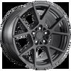 Rotiform KPS 20x10 35MM 5x114.3 MATTE BLACK R139200065+35