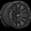 Rotiform OZR 19x8.5 45MM 5x112/5x120 MATTE BLACK R159198525+45