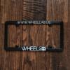 Wheel Lab Plate Frame
