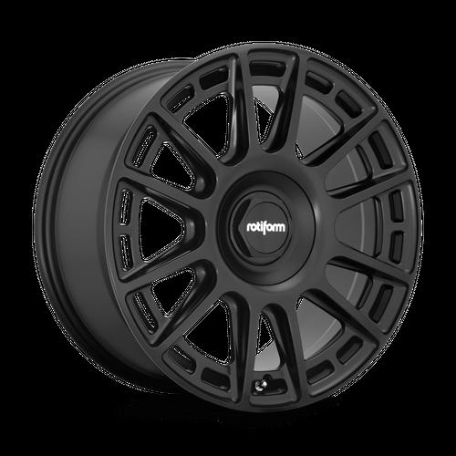 Rotiform OZR 19x8.5 45MM 5x100/5x112 MATTE BLACK R159198514+45