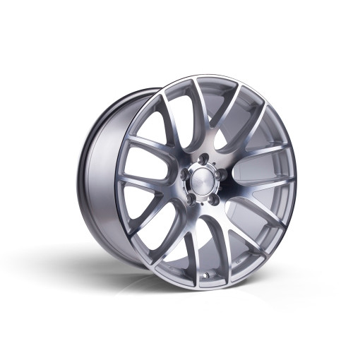 3sdm 0.01 18x9.5 35MM 5x100 Silver/Cut 0.01:S18955100SH00135