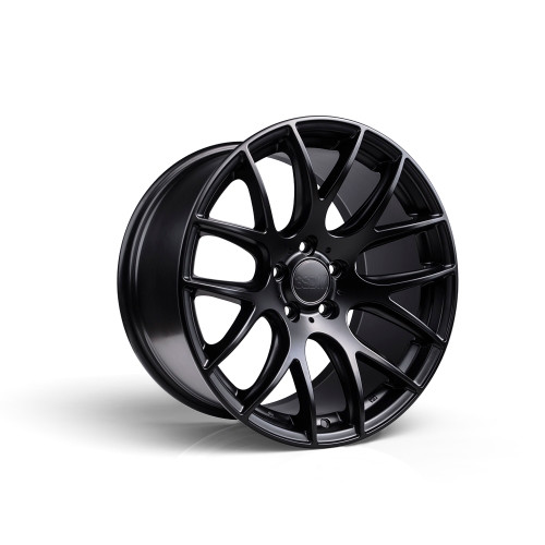 3sdm 0.01 19x8.5 42MM 5x112 Matte Black 0.01:S19855112MB00142