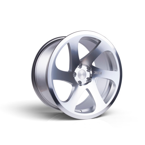 3sdm 0.06 18x9.5 35MM 5x100 Silver/Cut 0.06:S18955100SH00635-205