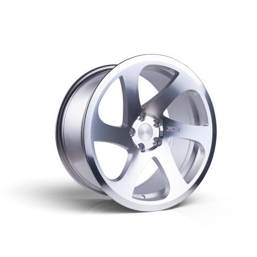 3sdm 0.06 18x9.5 40MM 5x120 Silver/Cut 0.06:S18955120SH00640-206