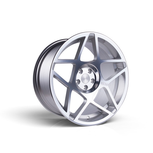 3sdm 0.08 20x10.5 27MM 5x112 Silver/Cut 0.08:S20155112SH00827
