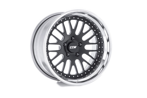 CCW 3 Piece Forged - Classic, LM, D series