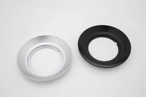 Rotiform CVT OZR SIX cast lug cover plate and hex
