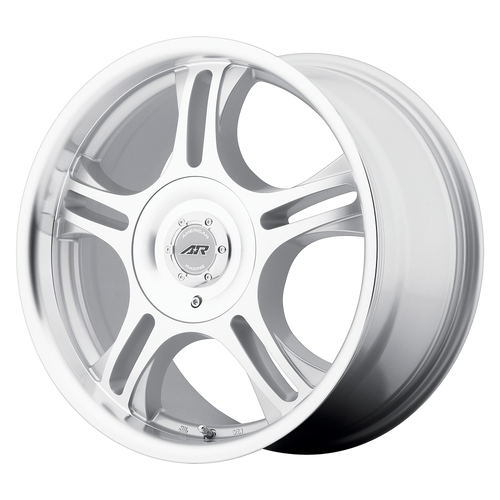 American Racing AR95 ESTRELLA 14x6 35MM 5x108/5x114.3 MACHINED W/ CLEAR COAT AR954614