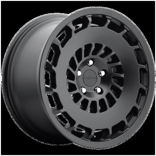 Rotiform CCV 18x8.5 45MM 5x112 MATTE BLACK R1371885F8+45