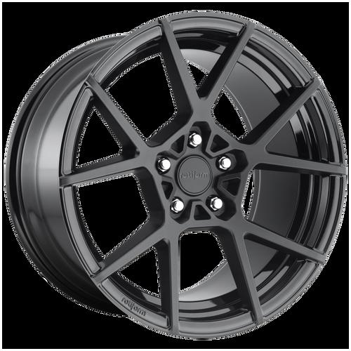 Rotiform KPS 19x8.5 35MM 5x114.3 MATTE BLACK R139198565+35