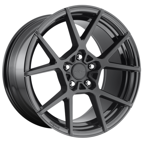 Rotiform KPS 20x8.5 35MM 5x114.3 MATTE BLACK R139208565+35