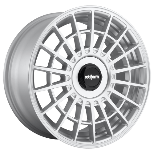 Rotiform LAS-R 17x8 30MM 4x100/4x114.3 GLOSS SILVER R143178001+30