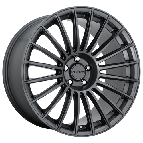 Rotiform BUC 18x9.5 40MM 5x114.3 MATTE ANTHRACITE R154189565+40