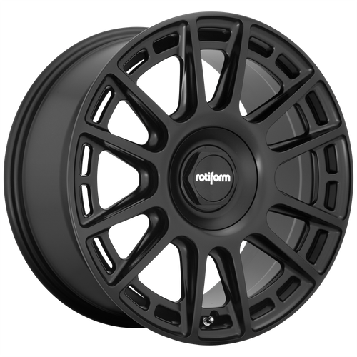 Rotiform OZR 19x8.5 35MM 5x100/5x112 MATTE BLACK R159198514+35