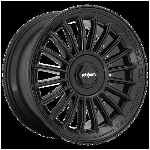 Rotiform BUC-M 19x8.5 35MM 5x112/5x120 MATTE BLACK R1611985F4+35