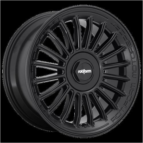 Rotiform BUC-M 19x8.5 45MM 5x112 MATTE BLACK R1611985F8+45