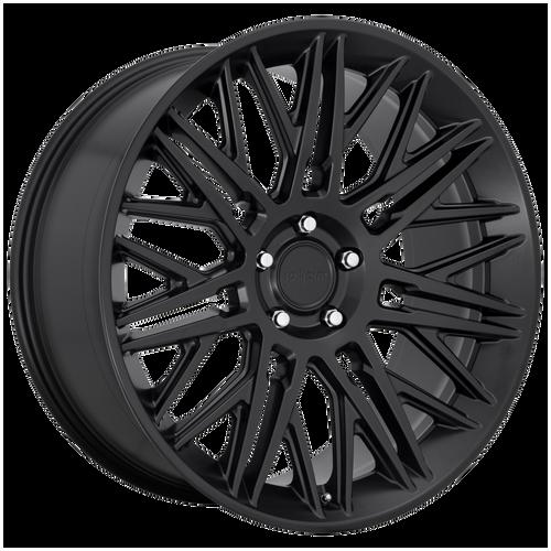 Rotiform JDR 22x10 25MM 5x130 MATTE BLACK R164220029+25